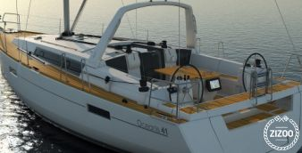 Sailboat Beneteau Oceanis 41 2013