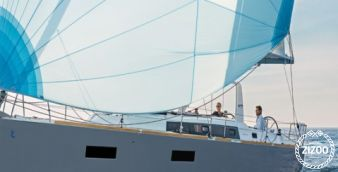 Sailboat Beneteau Oceanis 38.1 1 2017