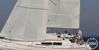 Segelboot Jeanneau Sun Odyssey 33 i 2014