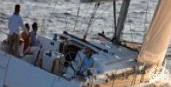 Sailboat Jeanneau Sun Odyssey 509 2015