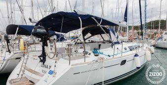 Segelboot Jeanneau Sun Odyssey 49 i 2008