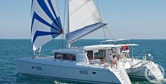 Catamaran Lagoon 421 2013