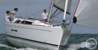 Segelboot Dufour 375 2011