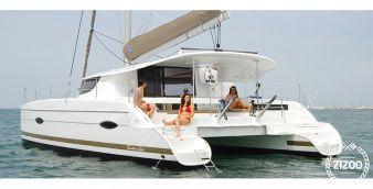 Catamaran Fountaine Pajot Lipari 41 2013