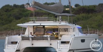Catamaran Fountaine Pajot Saba 50 2017