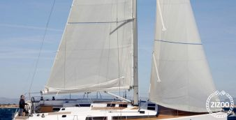 Sailboat Hanse 495 2012