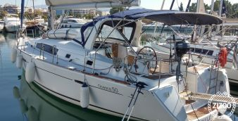 Sailboat Beneteau Oceanis 50 2010