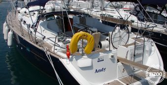 Sailboat Beneteau Oceanis 473 2005