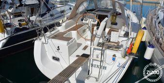 Sailboat Beneteau Oceanis 34 2009