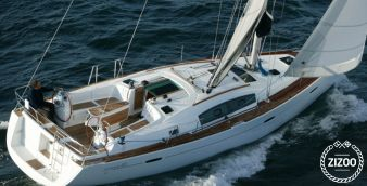 Sailboat Beneteau Oceanis 40 2007