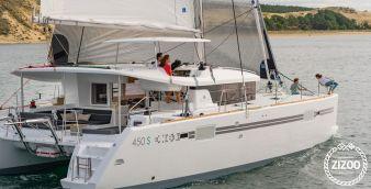 Catamarano Lagoon 450 S 2017