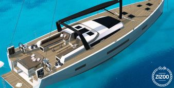 Sailboat Dufour 63 Exclusive 2017