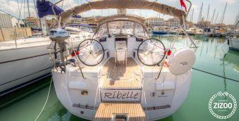 Sailboat Jeanneau Sun Odyssey 439 2015