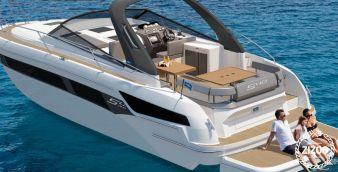 Speedboat Bavaria Open 40 2016