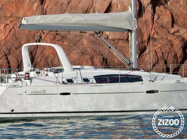 Segelboot Beneteau Oceanis 50 Family - 2012 (Umbau 2019)-1