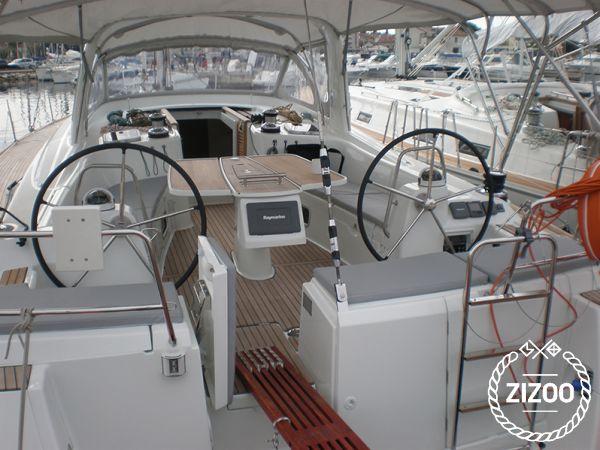 Segelboot Beneteau Oceanis 50 Family - 2012 (Umbau 2019)-4