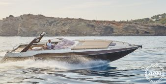 Motor boat Sunseeker Thunderhawk 43 1991