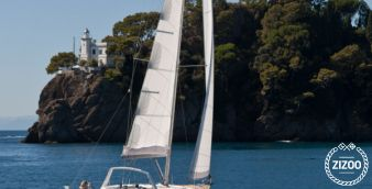 Sailboat Beneteau Oceanis 48 2017