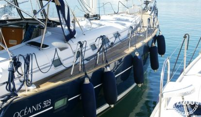 Segelboot Beneteau Oceanis 52.1 Clipper (2016)