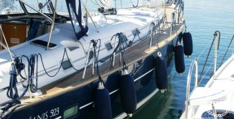 Sailboat Beneteau Oceanis 52.1 Clipper 2016