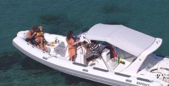 Speedboat Brig 780 2016