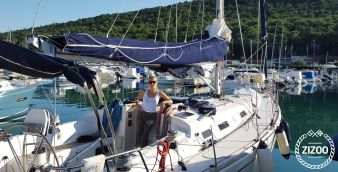 Sailboat Salona 45 2004