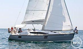 Segelboot Elan 394 2012