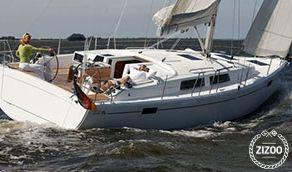 Segelboot Hanse 385 2016