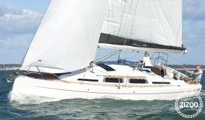 Barca a vela Hanse 345 2013