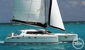 Catamaran Nautitech 47 2008
