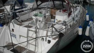 Sailboat Beneteau Oceanis Clipper 411 2001