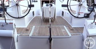 Sailboat Jeanneau Sun Odyssey 519 2017