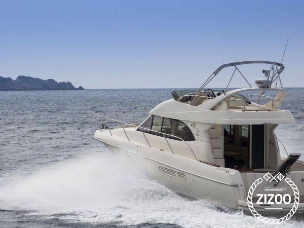 Motorboot Jeanneau Prestige 36 (2009)-1