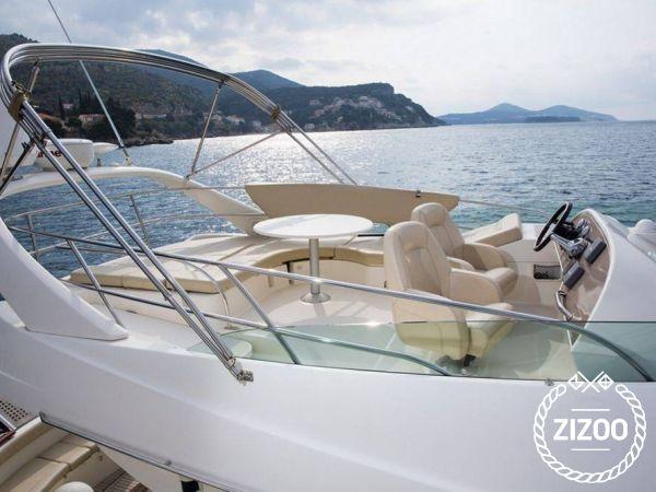 Motorboot Jeanneau Prestige 36 (2009)-2