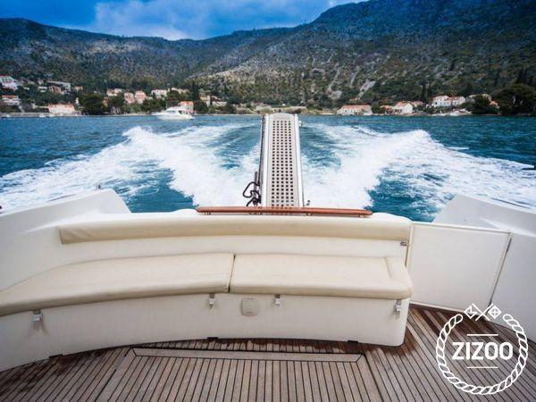 Motorboot Jeanneau Prestige 36 (2009)-3