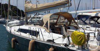 Sailboat Dufour 382 Grand Large 2015