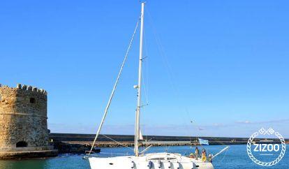 Zeilboot Elan Impression 434 (2007)