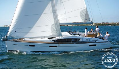 Sailboat Jeanneau 42 (2012)