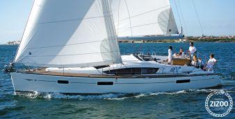 Barca a vela Jeanneau 42 2012