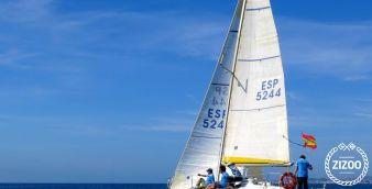 Sailboat Beneteau 28.1 2012