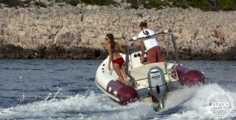 Speedboat Airmar Sea Pioner 5.4 2010