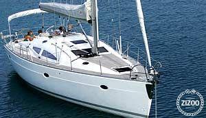 Sailboat Elan Impression 434 2008