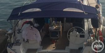 Sailboat Beneteau Oceanis 48 2014