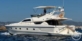 Motor boat Ferretti 0 1996