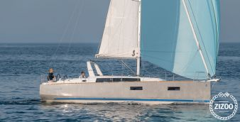 Sailboat Beneteau Oceanis 38.1 2014