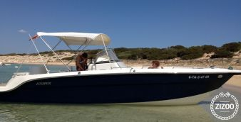 Sportboot Atomix 8.2 CC (2013)