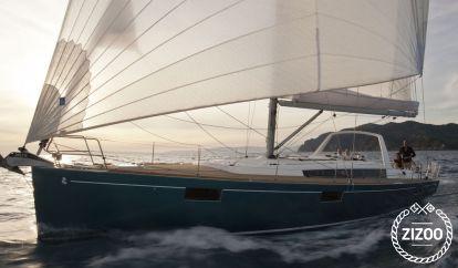 Sailboat Beneteau Oceanis 48 (2016)