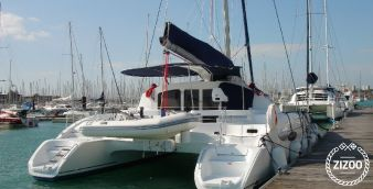 Catamaran Fountaine Pajot Lavezzi 40 2006