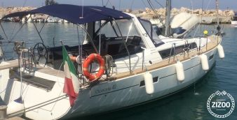 Sailboat Beneteau Oceanis 41 2013