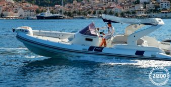 Rennboot Flyer 828 250HP 2008